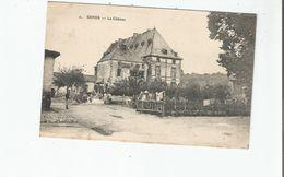 ESNES (NORD) 2 LE CHATEAU  (MILITAIRES) 1916 - Frankreich