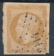 N°13LOSANGE PETITS CHIFFRES. - 1853-1860 Napoleone III