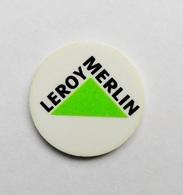 Jeton De Caddie Plastique Leroy Merlin - Jetons De Caddies