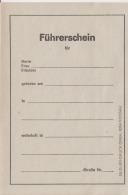 Germany - Document, Invoice, Receipt - Rodgau, Unused - Germany