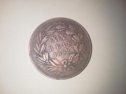 XX REIS D.Luiz I 1882 - Portugal