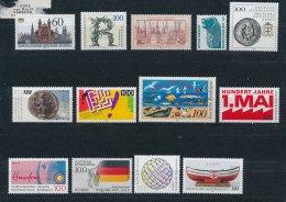 Duitsland/Germany/Allemagne/Deutschland 1990  Mi: 1444 - - 1483 23x (2 Scans)(PF/MNH/Neuf Sans Ch/**)(3440) - [7] Federal Republic