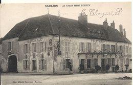 GRAND HOTEL BURTIN - Saulieu