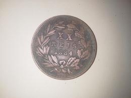 XX REIS D.Luiz I 1884 - Portugal