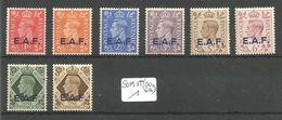 E.A.F.- SOMALILAND YT 1/8 En XX - Somaliland (Herrschaft ...-1959)