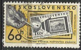 Cecoslovacchia Lotto N. 2130 Del 1960 Yvert N.1092 Usato - Tschechoslowakei/CSSR