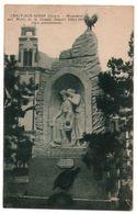 02 Crécy-sur-Serre (Aisne) Monument Aux Morts De La Grande Guerre (1914-1918) Face Postérieure - Max Fromental Statuaire - Andere Gemeenten