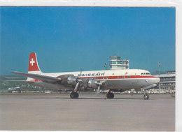 DC-7 (HB-IBK) Der Swissair      (P-120-60816) - 1946-....: Ere Moderne