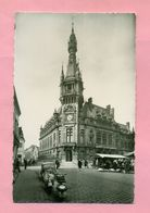 59 - NORD - TOURCOING - LA CHAMBRE DE COMMERCE - MARCHE FORAIN Et DUO DE SCOOTER VESPA - Tourcoing