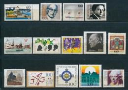 Duitsland/Germany/Allemagne/Deutschland 1992  Mi: 1583 - - 1644 31x (3 Scans)(PF/MNH/Neuf Sans Ch/**)(3442) - [7] Federal Republic