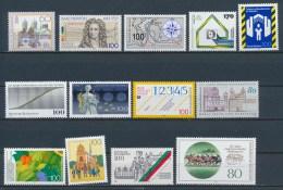 Duitsland/Germany/Allemagne/Deutschland 1993  Mi: 1645 - - 1705 30x (3 Scans)(PF/MNH/Neuf Sans Ch/**)(3443) - [7] Federal Republic