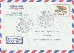 Lot De 15 Enveloppes Voyagées De 1987 - Collections, Lots & Séries