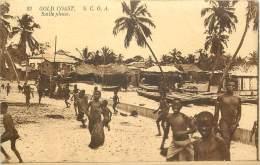 Ghana - Gold Coast - Children Smiling - S.C.O.A. Levy 82 - Ghana - Gold Coast