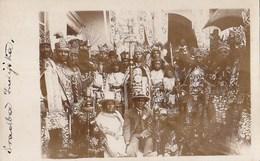 Bolivia - Indian Wedding Real Photo Postcard - Bolivia