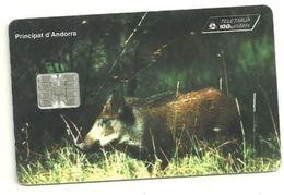 ANDORRA  Chip Phonecard  10 000 Ex. - Andorra