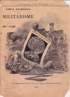 Le Millitarisme N= 17  (Format B 5) - Altri