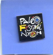 Paleo Festival Nyon - Musique - Pin's