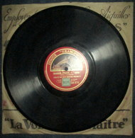Chanson Hindoue & Arabe RIMSKY KORSAKOW Violon Fritz KREISLER Inde India Disque Vinyle 78 T Tours GRAMOPHONE DA272 Phono - 78 Rpm - Gramophone Records