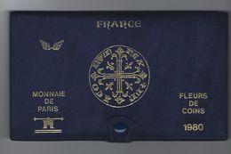 FRANCE Fleurs De Coins 1980 - Monnaie De Paris - France