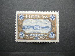 Lithuanian Child Lietuva Litauen Lituanie Litouwen Lithuania 1932 MH # Mi. 316 A - Lithuania