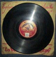 """""""Carillonneur"""" DANIDERFF +""""Moulin De Maitre Jean"""" BOREL CLERC WOLFF Disque Vinyle 78 T Trs GRAMOPHONE K5371 Phonographe - 78 Rpm - Gramophone Records"""