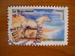France Obl   N°  815  Cachet Rond Noir - France