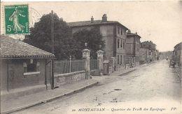 MONTAUBAN    QUARTIER DU TRAIN DES EQUIPAGES - Montauban
