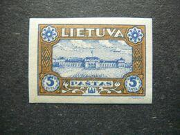 Lithuanian Child Lietuva Litauen Lituanie Litouwen Lithuania 1932 MH # Mi. 316 B - Lithuania
