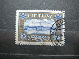 Lithuanian Child Lietuva Litauen Lituanie Litouwen Lithuania 1932 Used # Mi. 316 A - Lithuania