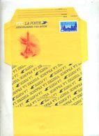 Aerogramme 3.50 Monument Paris - Postal Stamped Stationery