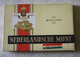 Boite De Cigare Pleine Nederlandsche Munt , Marianne (boite Carton) - Around Cigars