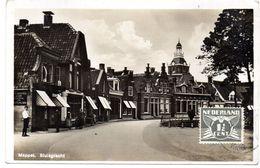 Tarjeta Postal  De Circulada De   Meppel De 1938 Holanda. - Meppel