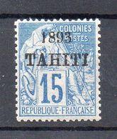 !!! PRIX FIXE : TAHITI, N°24 NEUF CHARNIERE QUASI INVISIBLE - Tahiti