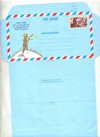 Aerogramme  5.00 Saint Exupery - Biglietto Postale