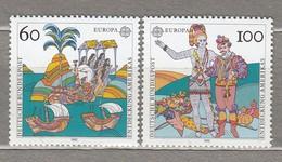 GERMANY BRD Europa CEPT 1992 MNH(**) Mi 1608-1609 #21834 - Europa-CEPT