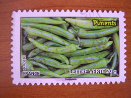 France Obl   N°  741  Cachet Rond Noir - France