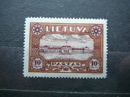 Lietuva Litauen Lituanie Litouwen 1932 Lithuania Child * MH # Mi.317A - Lithuania