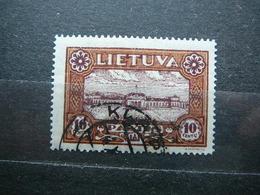 Lietuva Litauen Lituanie Litouwen 1932 Lithuania Child Used # Mi.317A - Lithuania