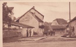 70. CHASSEY LES MONTBOZON. CPA SEPIA. COLONIE DE BELLEVILLE. ANIMATION - France
