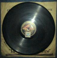 """""""Chanson Pour Petit Cheval"""" SEVERAC +""""Les Berceaux"""" FAURE Charles PANZERA Opéra Disque Vinyle 78 T Trs GRAMOPHONE P.724 - 78 Rpm - Gramophone Records"""