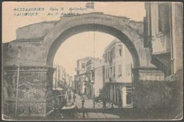 Arc D'Alexandre, Salonique, C.1905 - G N Alexakis Postcard - Greece