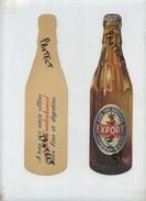 Bière - Bier - OLD  PUB  : EXPORT Vandenheuvel Brasserie ( Format 24 X 6.5 Cm )  ( !!! 1 Item ) - Autres Collections