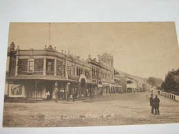C.P.A. - Océanie - Australie - W.A. - Albany - 1923 - SUP (S3) - Albany
