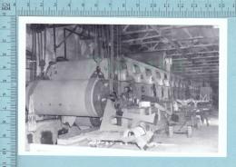East Angus Quebec -Erection De La Secherie De La Nouvelle Machine No 4 En 1953,  -CPM - Altri