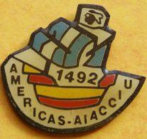 BB  292 )....   AMERICAS  ....AIACCIU....1492 - Villes