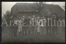 Photo Postcard / Foto / Photograph / Famille / Family / Unused - Photographie