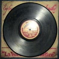 """Cavalleria Rusticana"" MASCAGNI +""Contes D'Hoffmann"" OFFENBACH Opéra Disque Vinyle 78 T Tours GRAMOPHONE K.5177 - 78 Rpm - Gramophone Records"