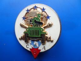 8 ° RPIMa CEA   , Insigne , Insigne Parachutiste , Delsart , Matriculé - Armée De Terre