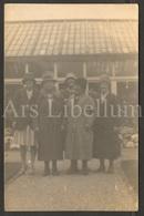 Photo Postcard / Foto / Photograph / Famille / Family / Femmes / Women / Unused / England - Photographie