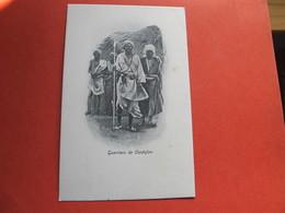 Guerriers De Cordofan - Sudan